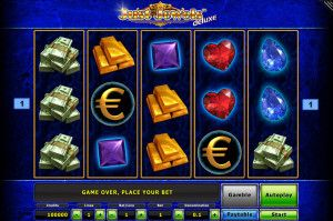 игровой автомат Just jewels