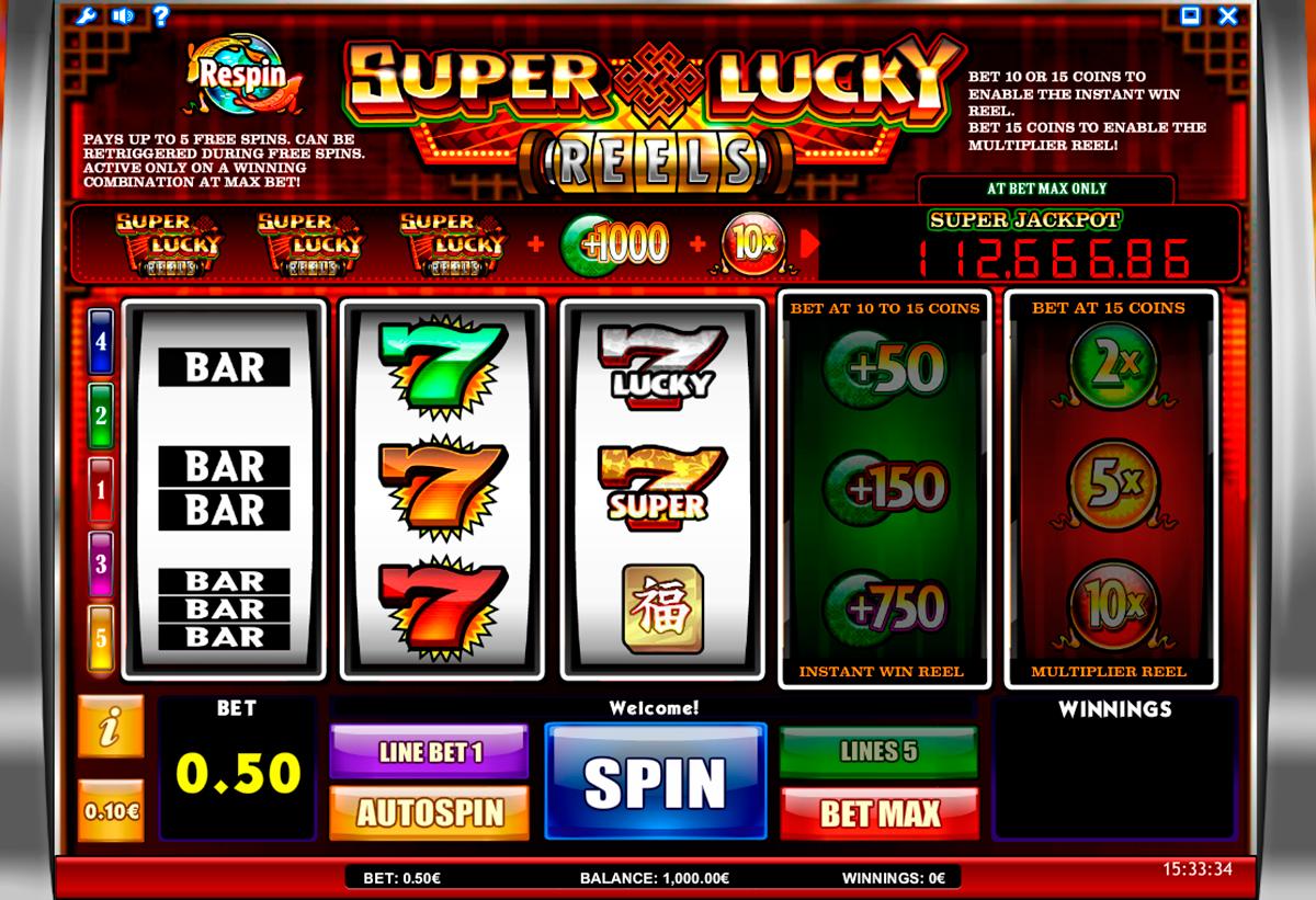 Игровой автомат lucky