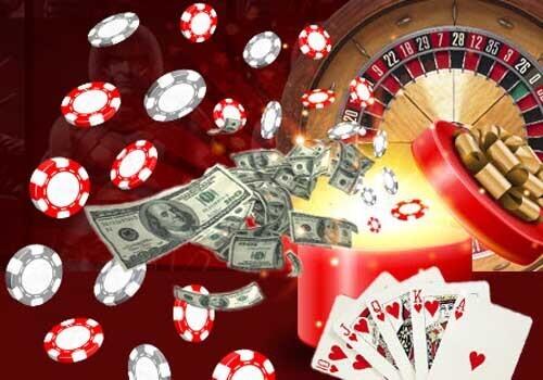 казино в отыграть бонус