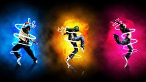 музыка для танца